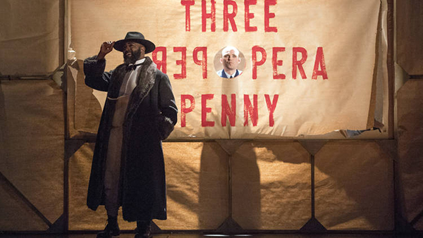 (CRITIQUE) The Threepenny Opera : sous le maquillage