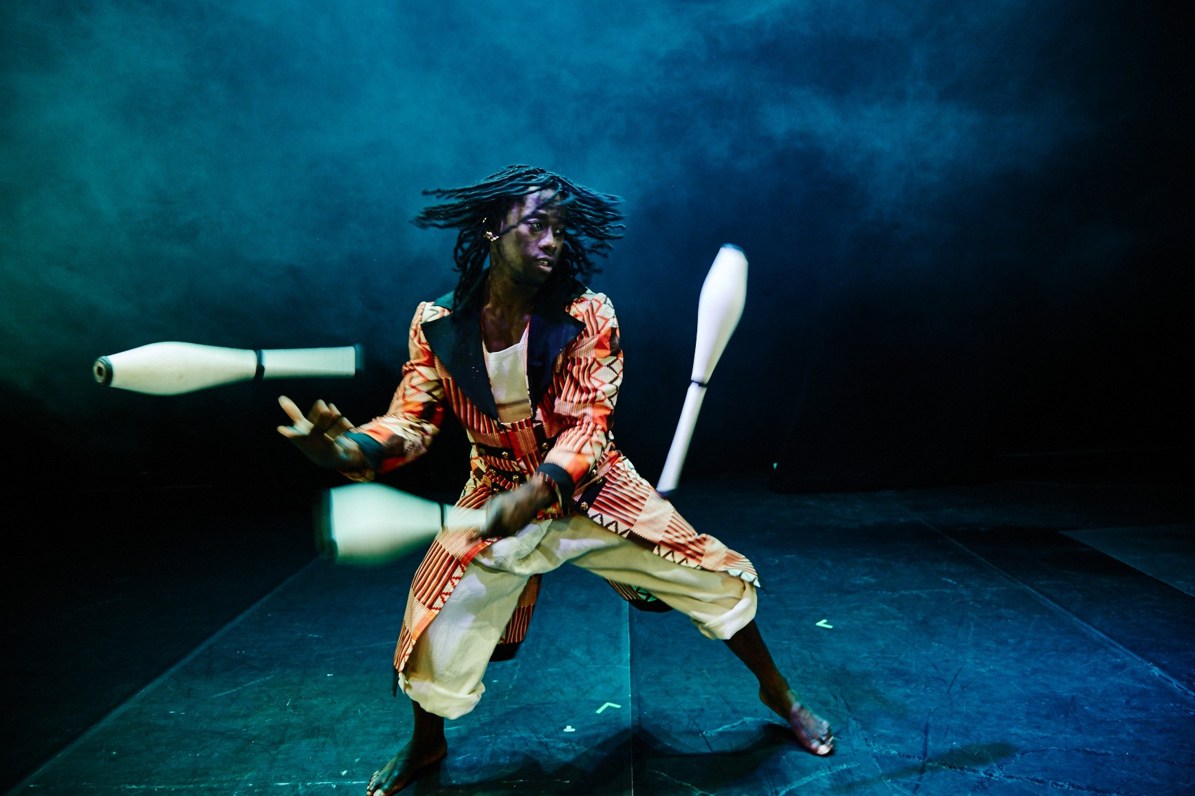 Complètement Cirque – Cabaret Yam! : Encore!